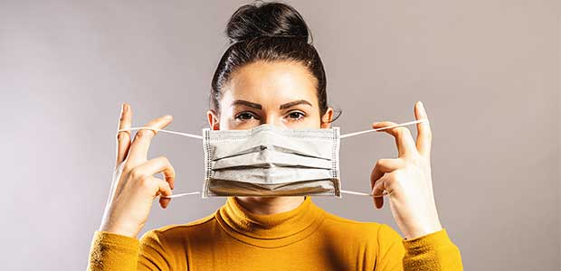 CDC Brief Says Masks Also Protect Wearers from COVID-19