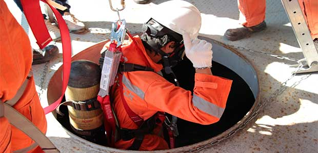MSHA Publishes Confined Spaces Alert