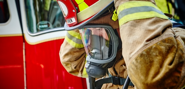 The last thing first responders need is a false pass on their respiratory protection fit. (OHD, LLLP photo)