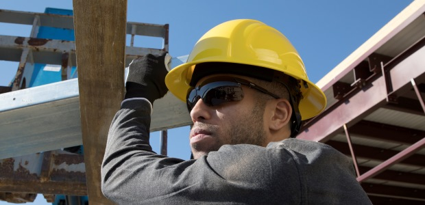 Ensuring that safety eyewear fits every worker properly—and comfortably—is a tall order, but a vital one. (Honeywell Uvex photo)