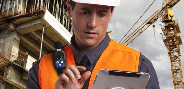 Modern noise dosimeters are small, lightweight, feature multiple virtual instruments, and have many useful options to better describe the complete hazard during the shift. (Sensidyne, LP photo)