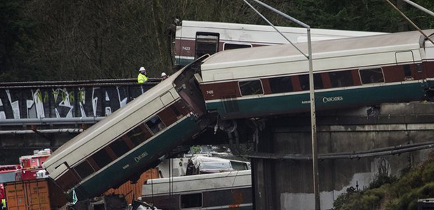 NTSB: Inadequate Planning, Insufficient Training Led to Fatal 2017 Amtrak Derailment